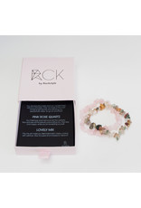Rockstyle Bracelets - Rosequartz & Mix