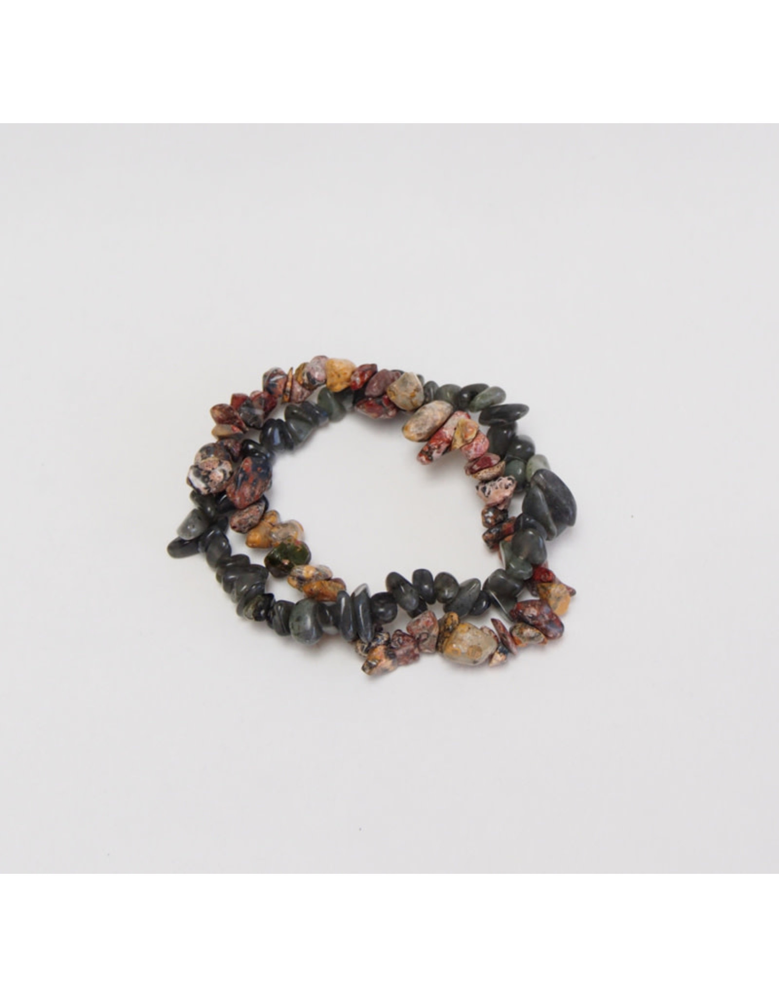 Rockstyle Bracelets - Leopard Jasper & Labradorite