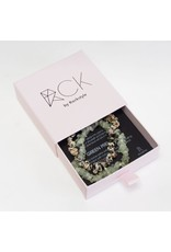 Rockstyle Bracelets - Dalmatian Jasper & Prehnite