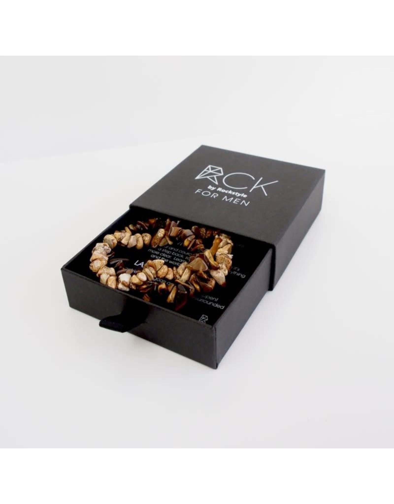 Rockstyle FOR MEN Bracelets - Jasper & Tiger's Eye