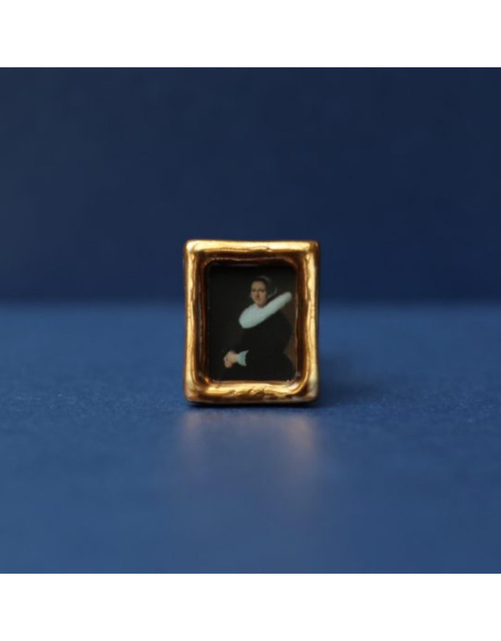 Stook Mini Pin Art - Gold