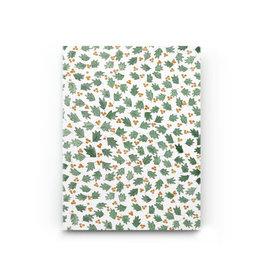 Petit Gramme Schriftje - Blaadjes  - 14 x 10,5 - lijntjes