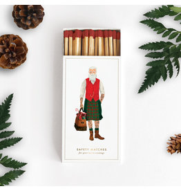 ATWS Safety matches for your warm evenings - 50 maches