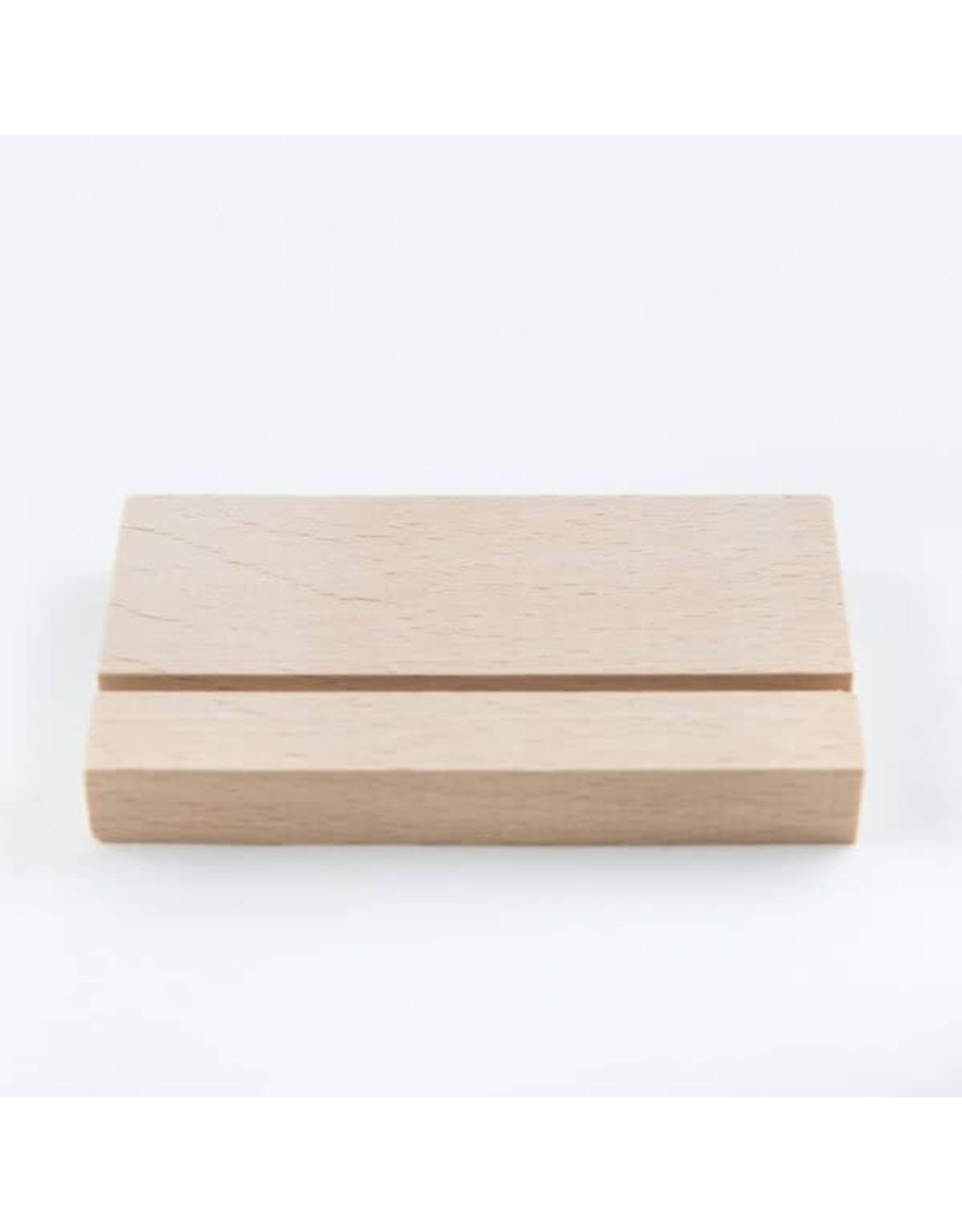 Studio Flash Wooden display - 5,5x10,5cm