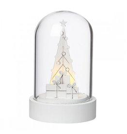 Raeder Stolp - mini led - kerstboom met cadeautjes