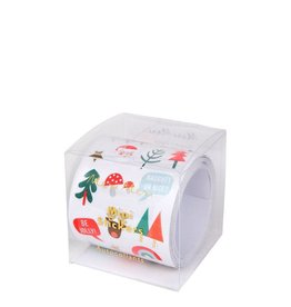 Meri Meri Mini stickers - Kerstmis