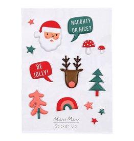 Meri Meri Sticker Up - Kerstmis