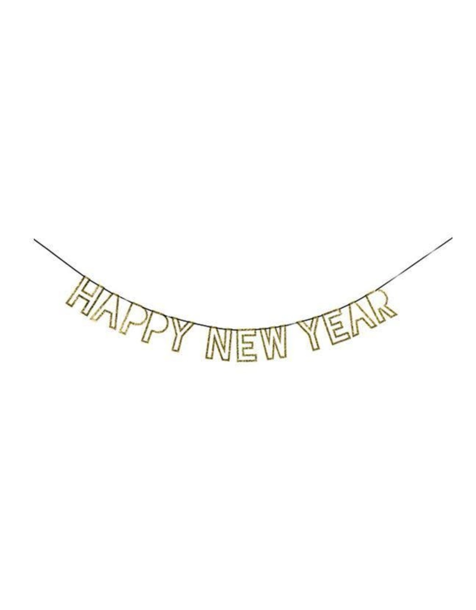 Meri Meri Slinger - Happy New Year - 2,4m