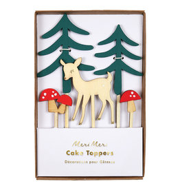 Meri Meri Cake toppers | Bambi