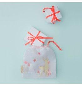 Meri Meri Gift Bags Reindeer Glitters