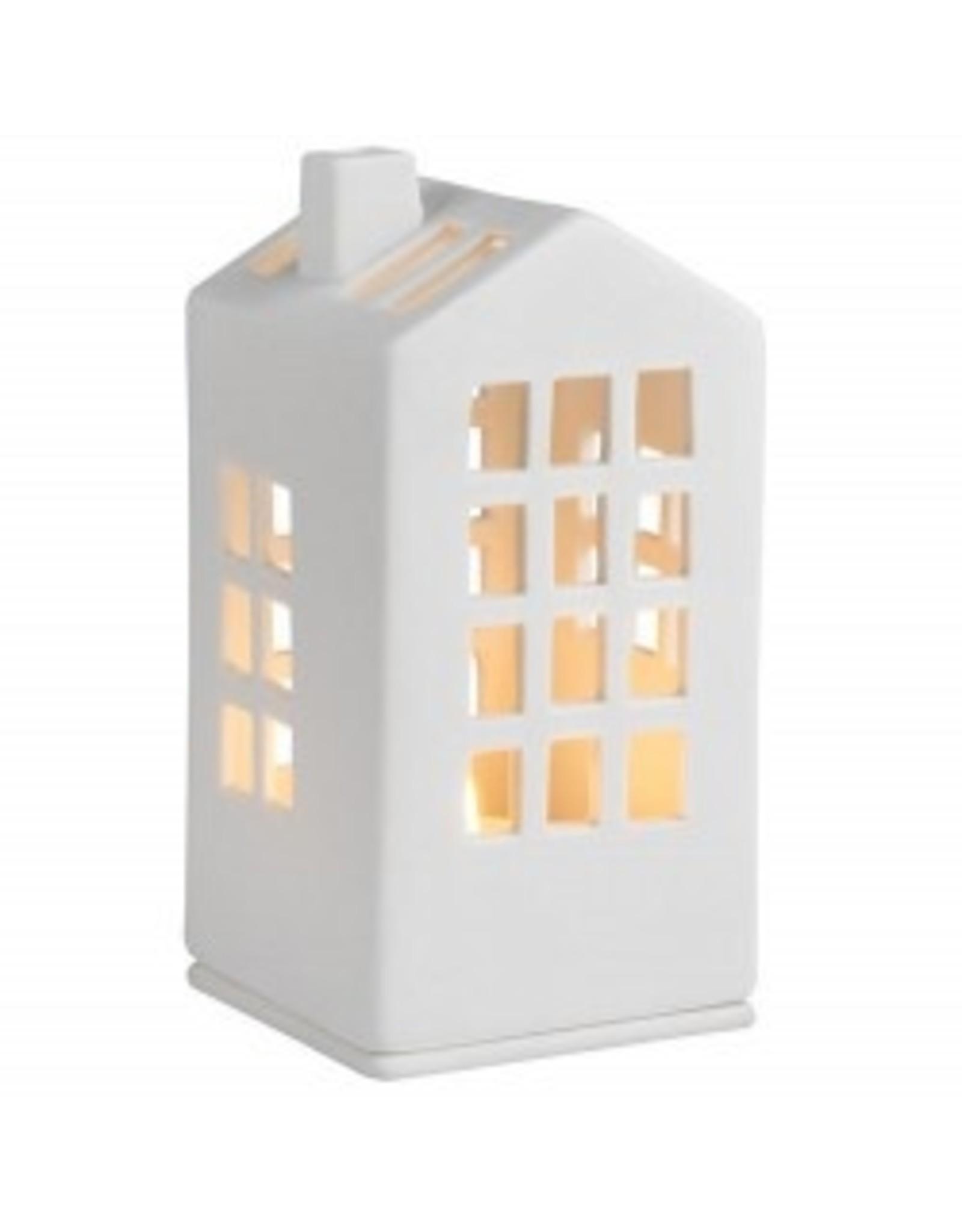 Raeder Mini lighthouse - Town Halle - 6 x6x12,5 cm