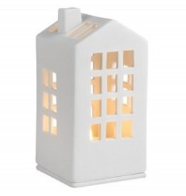 Raeder Mini lighthouse - Town Halle - 6 x6x12,5 cm