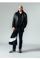 Suzan Bijl Shopping bag L, Black & Grey | 37,5 x 69 x 34cm