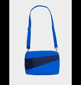 Susan Bijl Bum Bag (Medium) Blue & Navy