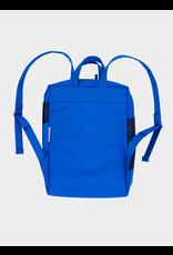 Suzan Bijl Back Pack, Blue & Navy   One size