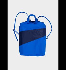 Susan Bijl Backpack, Blue & Navy | One size