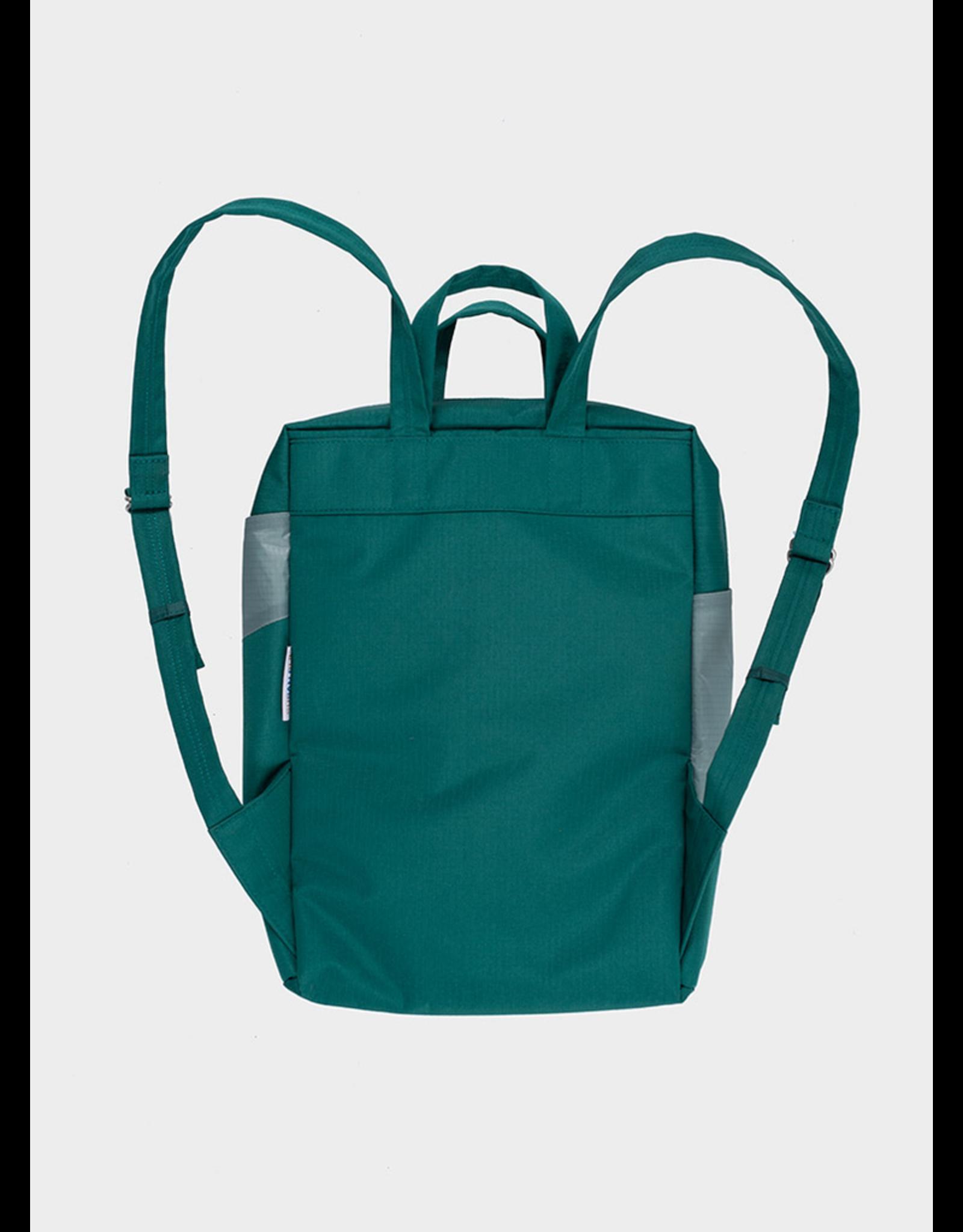 Susan Bijl Susan Bijl Backpack, Pine & Grey