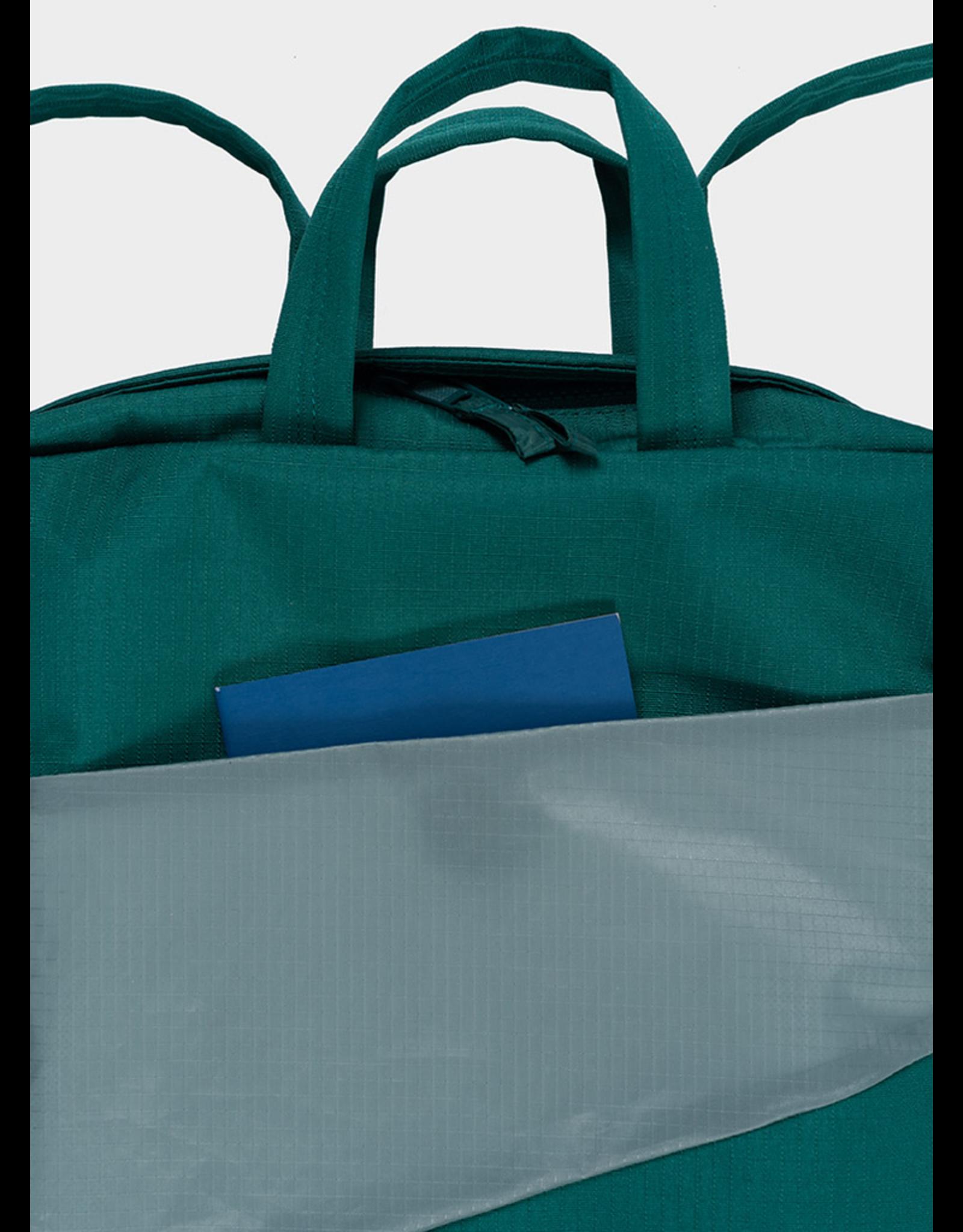 Suzan Bijl Back Pack, Pine & Grey | One size