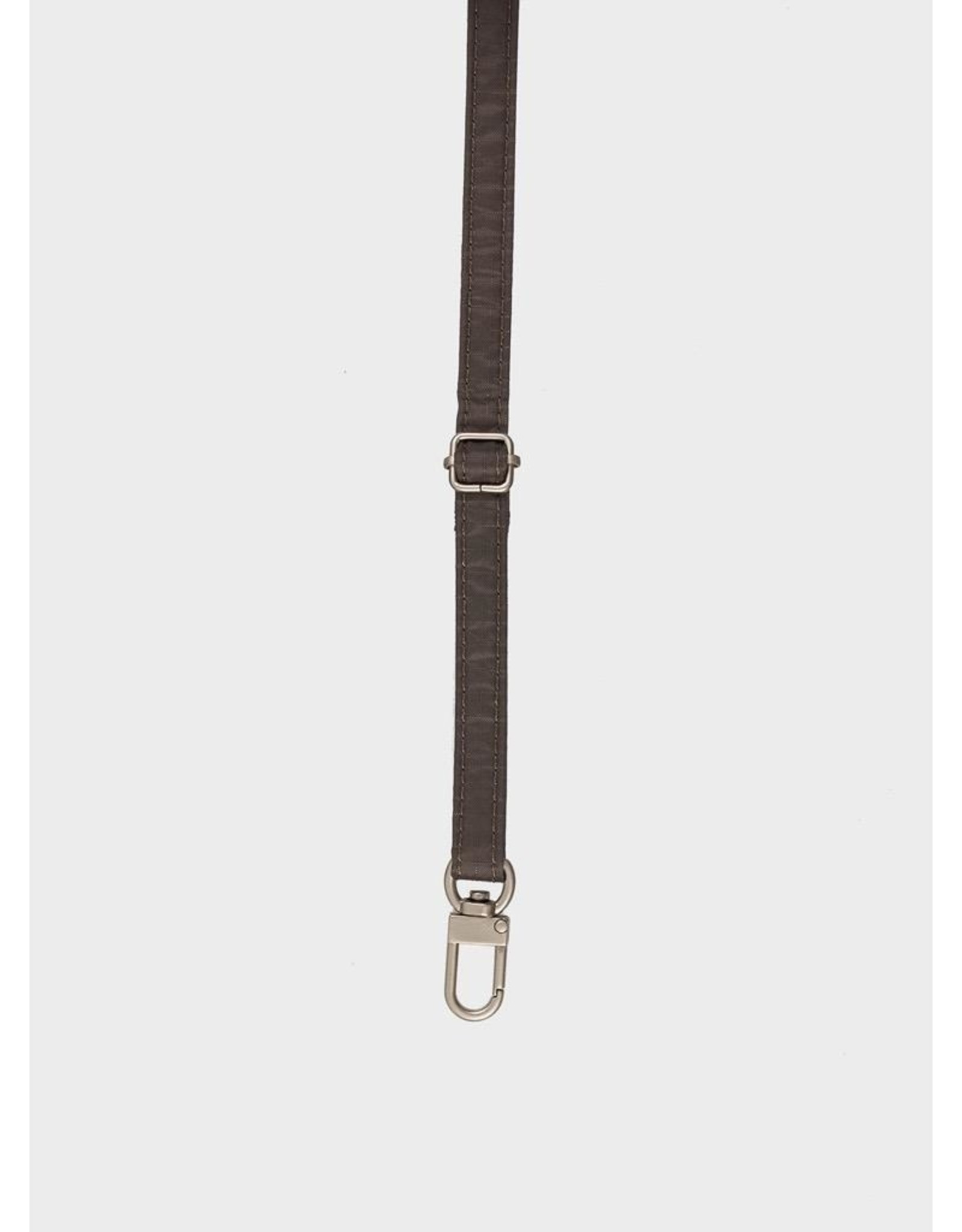 Susan Bijl Strap, Warm grey | 58 - 122cm