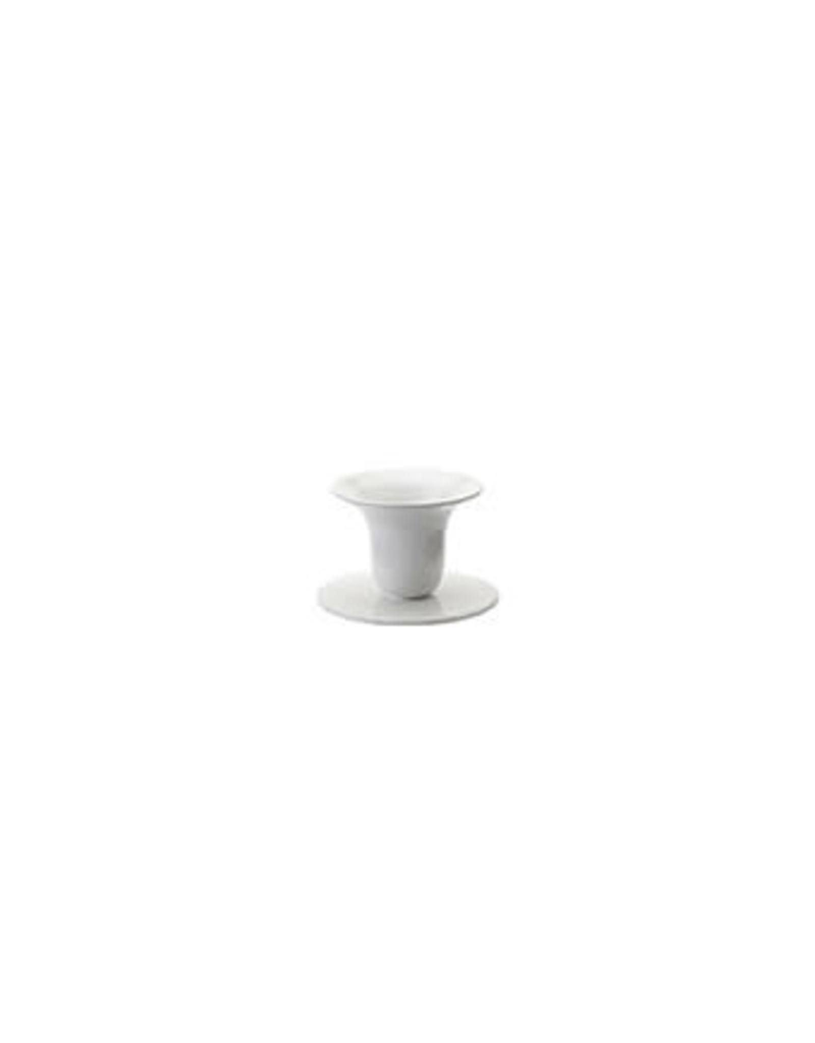 Kunst industrien The Bell Candlestick, White    H 5cm dia 2,3cm