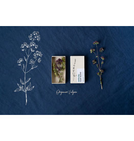 Lemon Poppy Tea Thee - Mini Mary Blend - Wilde Marjolein en Klassieke bergthee