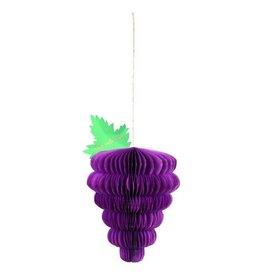 Meri Meri Wenskaart - Honeycomp grapes Get well soon + envelop - 10,5 x 23,5