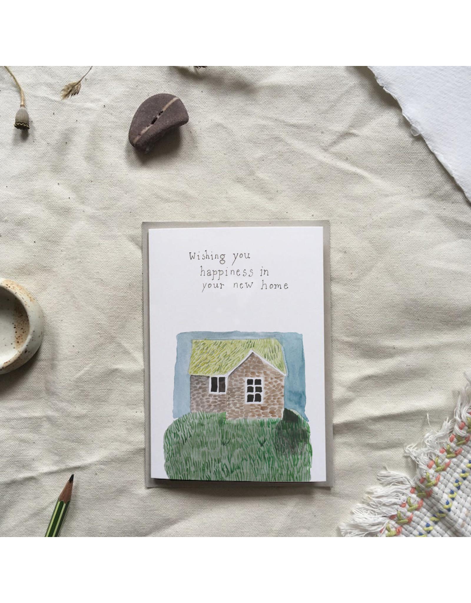 Dear Prudence Wenskaart - Croft new home  - Dubbele kaart + Envelope - 10 x 15cm