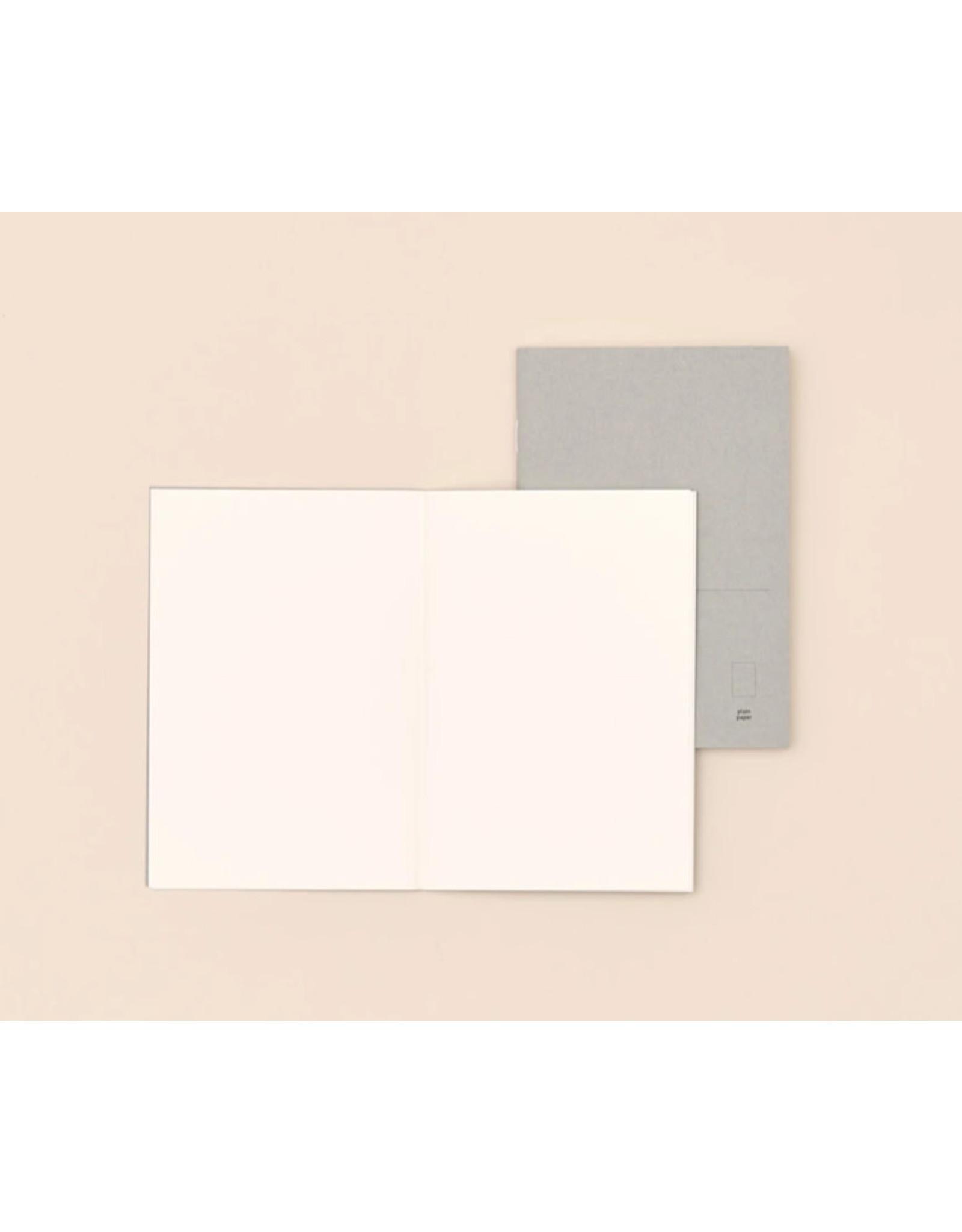 Paper republic Notebook XL - Plain -  14 x 20 - 48 pages
