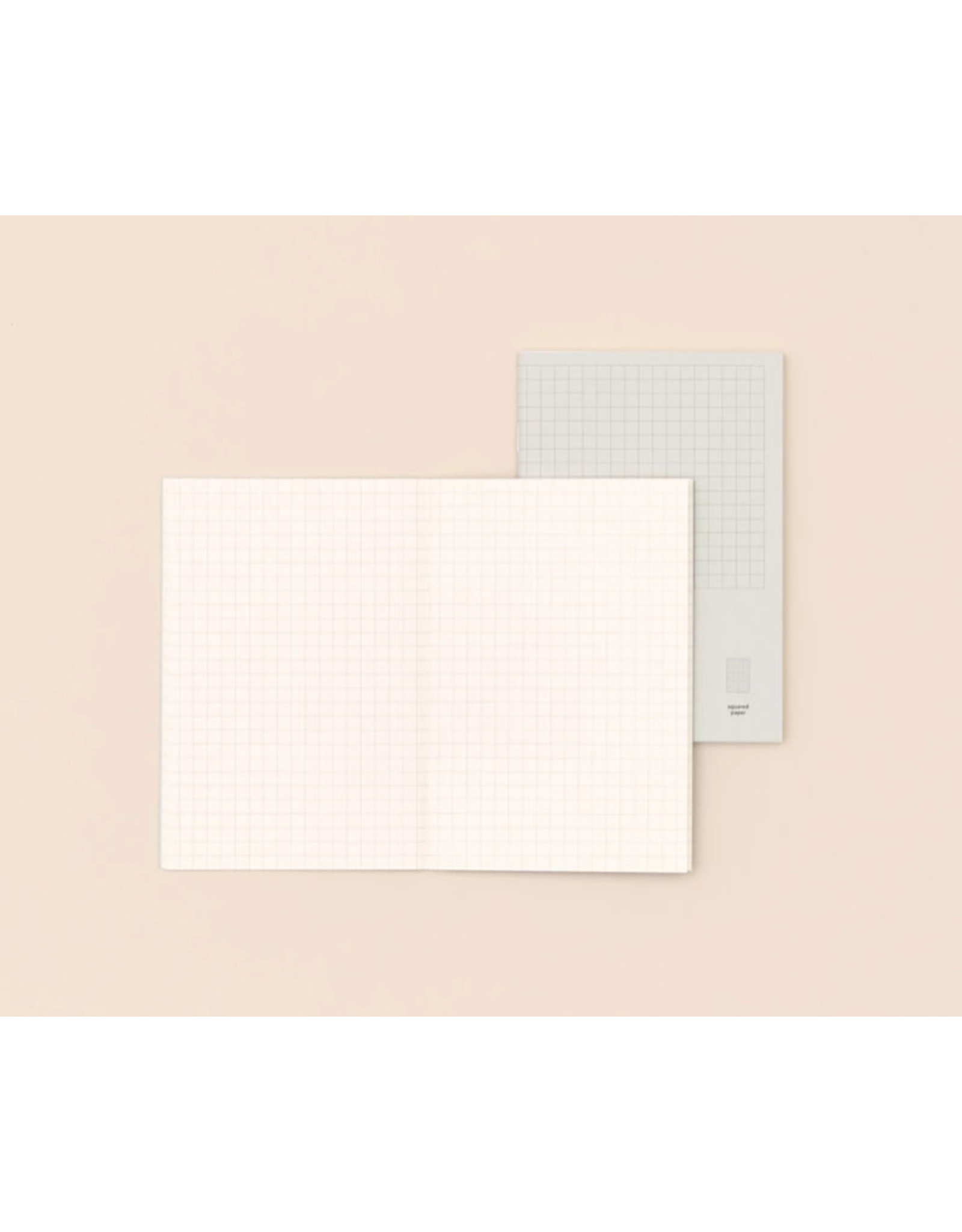 Paper republic Notebook Pocket - Squared - 10 x 14 - 48 pages