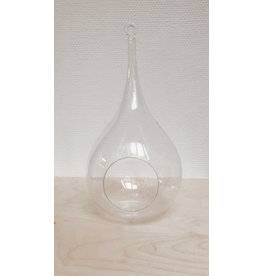 Vanremoortel Druppel - Glas - H30cm