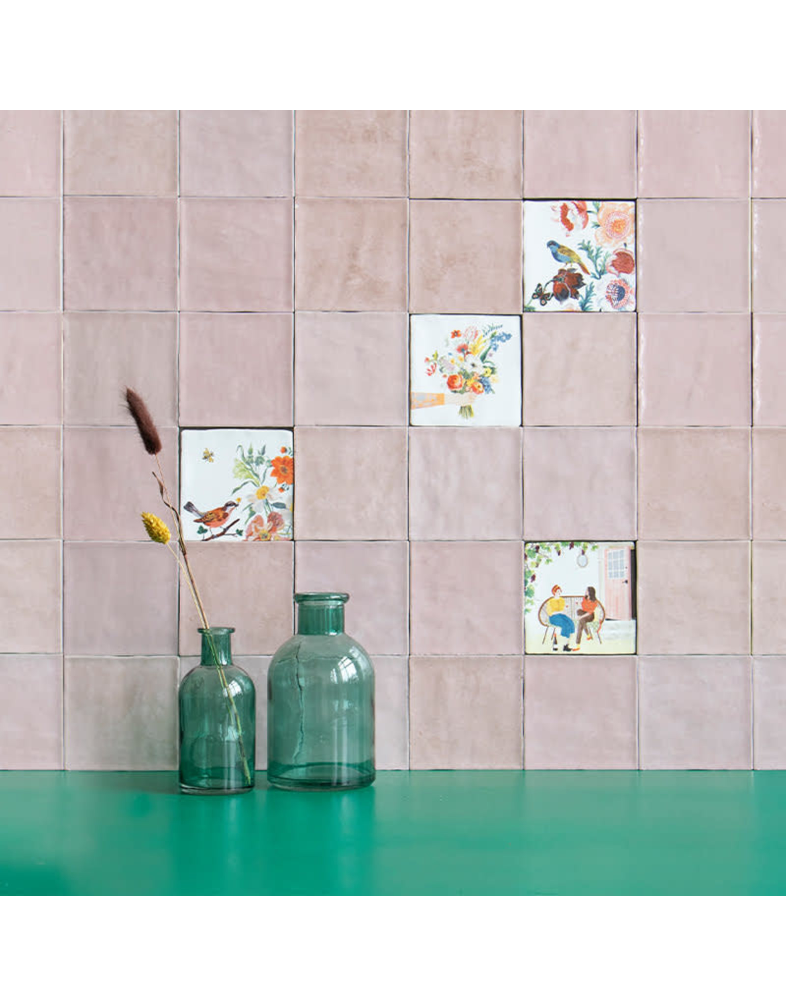 Storytiles Flowers say it all