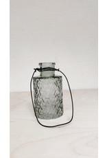 Vanremoortel Hanging Bottle - Green- Ø 5cm, H 9cm