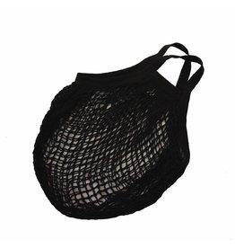 Dotcomgiftshop Nettasje - Zwart - Katoen