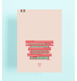 mmmMar Wenskaart  - Krook - Postkaart met envelop