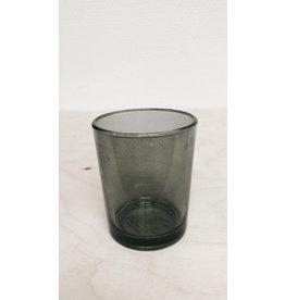 Bloomingville Theelichthouder - Groen - Ø 5,5 x H 6,5 cm