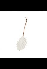 Raeder Blad - Hanger - Porselein - Mooie bladeren vallen nooit,  dansen in de wind en halen de natuur in huis