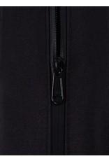 Susan Bijl Bum Bag S, Black & Pretty Pink - 19 x 28 x 8,5