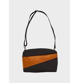 Susan Bijl Bum Bag M, Black & Sample | 19 x 28 x 8,5