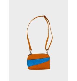 Susan Bijl Bum Bag S, Sample & Blueback - 13 x 18,5 x 6,5