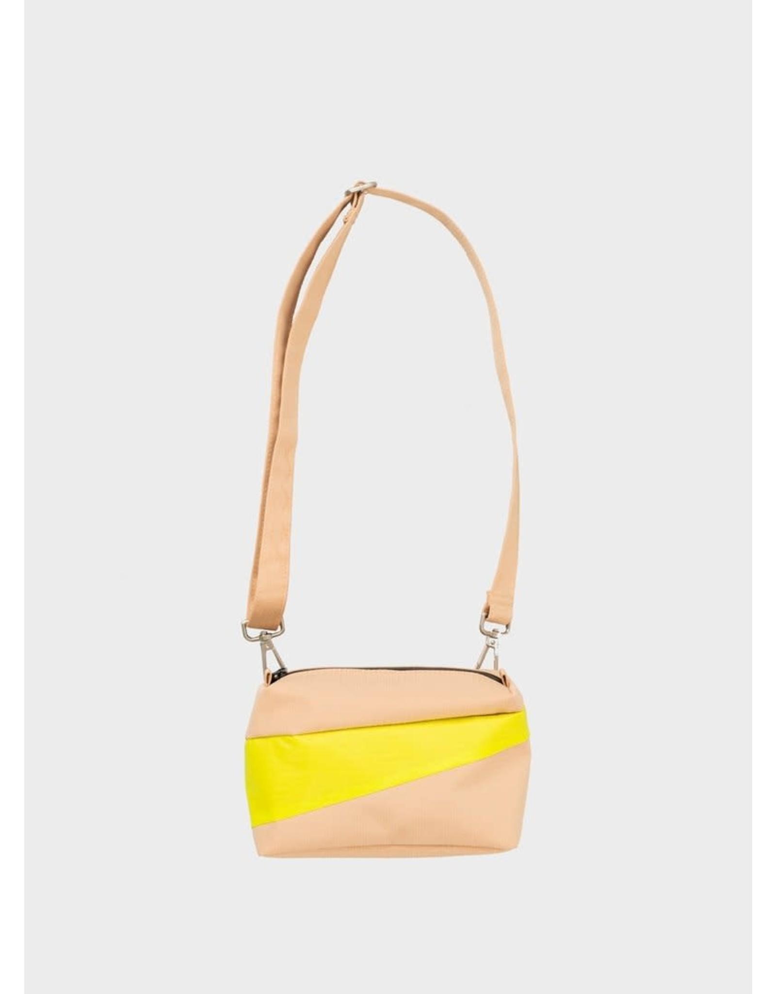 Susan Bijl Bum Bag S, Select & Fluo yellow- 13 x 18,5 x 6,5