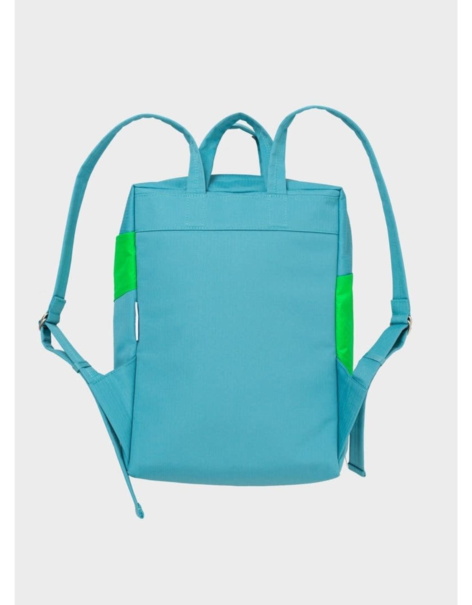 Susan Bijl Backpack, Concept & Greenscreen - One size