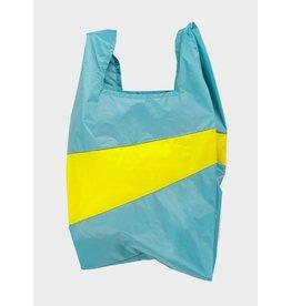 Susan Bijl Shopping bag (Large) Concept & Fluo Yellow