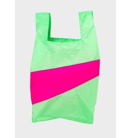 Susan Bijl Shopping bag (Large) Error & Pretty Pink