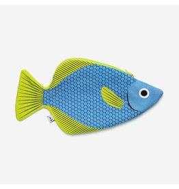 Don Fisher Ritstasje - Arquero, Blauw - Herkomst Amazone - 27,5 x 14,5 cm - 100% Katoen