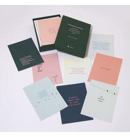 Uur Knops Troostkaarten - Woorden voor wanneer je woordeloos bent - 30 kaarten in een doosje - 10,5 x 14,8