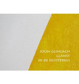 Lies Van Acker Wenskaart - Jouw glimlach - Postkaart + envelop