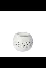 Raeder Aroma Lamp S - Porselein - Ø 10 x H 8,5 cm