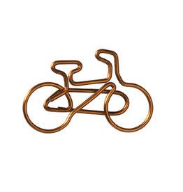 Raeder Paper clips Fiets -  15 stuks - 3 x 2 cm