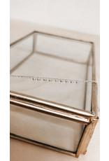 Rose Marie Paris Armband - Zilver Dots - Lengte 17cm
