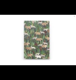 Petit Gramme Notitieboekje Medium, Toundra - 14 x 21 cm - 64 pagina's